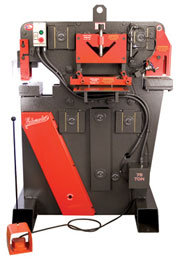 Edwards 75 Ton Ironworker